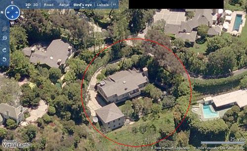 Celebrity home Jay Leno